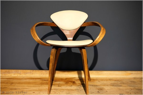 Cherner Chairs By Norman Cherner For Plycraft, Set Of 4 1