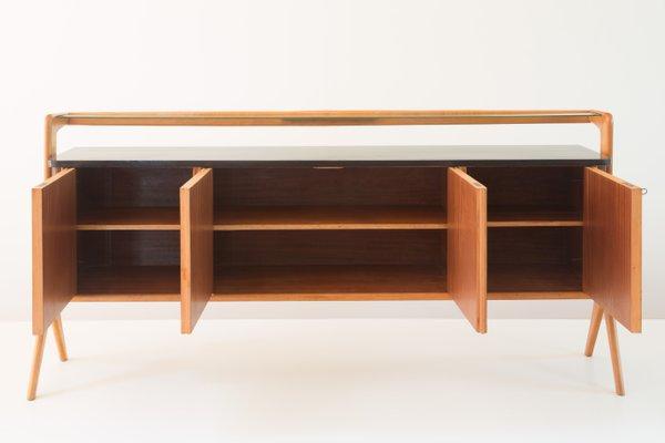 Mobili Ufficio Anni 40 : Credenza in acero di vittorio dassi per dassi mobili moderni