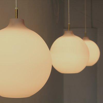 Danish Modern Pendant Lamp By Vilhelm