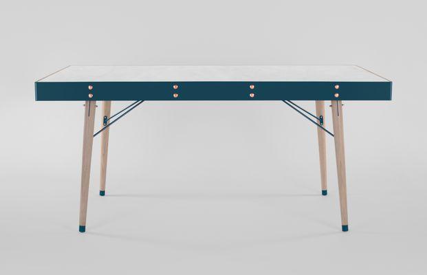 Communauté Table By Miltonpriest For Sale At Pamono - Communite table