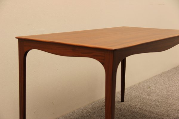 Danish Mahogany Coffee Table By Ole Wanscher For A J Iversen 1950s For Sale At Pamono