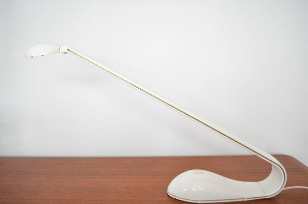 Lampe de bureau en plastique laqué allemagne en vente sur pamono