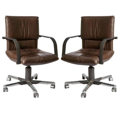 Strange Swivel Chairs By Mario Bellini For Vitra 1970 Set Of 2 Gamerscity Chair Design For Home Gamerscityorg