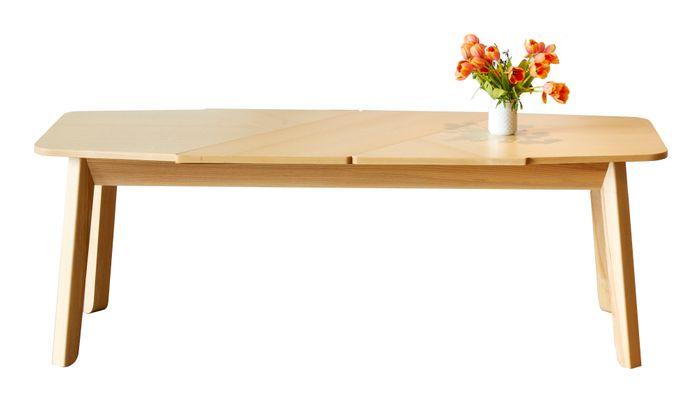 Tavolo da pranzo piccolo allungabile di Debra Folz Design in vendita ...