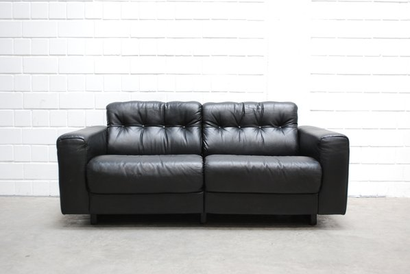 DS-40 Leather Living Room Set from De Sede