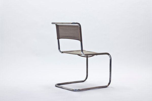 Delicieux B33 Cantilevered Chair By Marcel Breuer U0026 Mart Stam For Thonet, 1930s