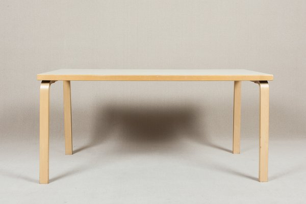 82A Table By Alvar Aalto For Artek 1