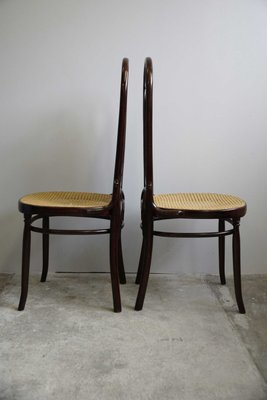 Art Nouveau Bentwood Dining Chairs From Salvatore Leone, Set Of 2 2