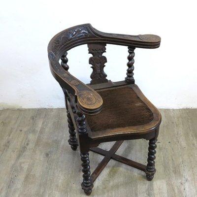 Que   suis -  je? ajonc  19 juin   bravo  Jovany Chaise-d-angle-antique-gruenderzeit-7