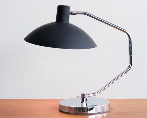 Lampada da scrivania vintage di clay michie per knoll
