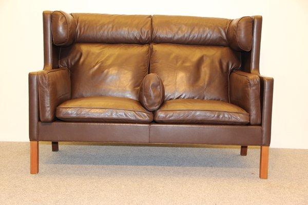 Vintage 2192 Sofa Von Borge Fur Fredericia Furniture Bei Pamono Kaufen