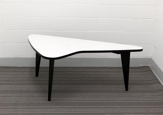 Bon Mid Century Modern Boomerang Table, 1950s 1