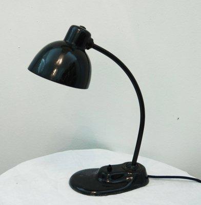 Lampada Da Scrivania.Lampada Da Scrivania Bauhaus Di Marianne Brandt Per Kandem Leuchte