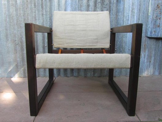 Swedish architectural diana easy chair by karin mobring for ikea