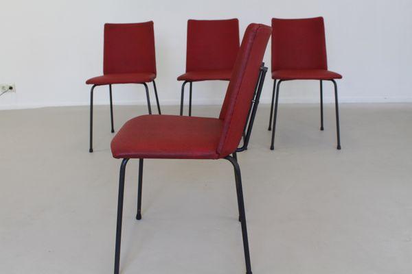 Dutch Kitchen Chairs By Hein Salomonsen For Ap Originals 1960 Set Of 4