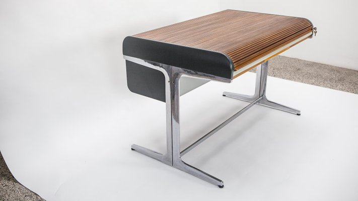 Gentil Action Office Desk By George Nelson For Herman Miller, 1964 1
