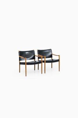 Poltrone Premiär Di Per Olof Scotte Per IKEA, Anni U002750, Set Di