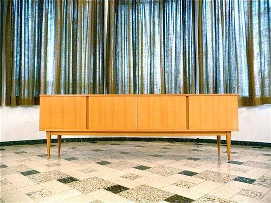 Großes Deutsches Sideboard Von Wk Möbel 1960er Bei Pamono Kaufen