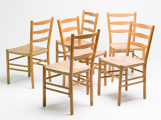 Swedish Oregon Pine Dining Chairs Set of 8 1  sc 1 st  Pamono & Swedish Oregon Pine Dining Chairs Set of 8 for sale at Pamono