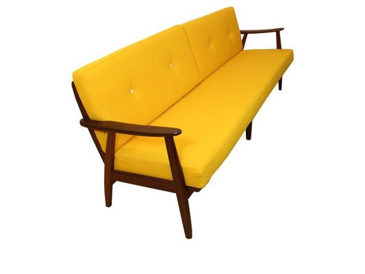 Swedish Two Seater Sofa By Folke Ohlsson For Dux 1960s For Sale At