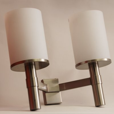 Art Deco Wall Light by Jean Perzel, 1940s for sale at Pamono
