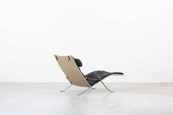 Awe Inspiring Grasshopper Chaise Lounge Chair By Fabricius Kastholm For Kill International 1950S Spiritservingveterans Wood Chair Design Ideas Spiritservingveteransorg
