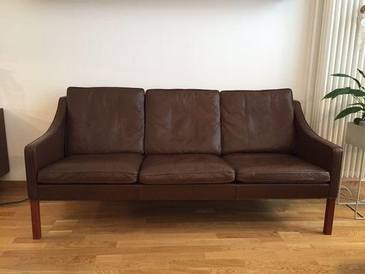Danish Sofa By Børge Mogensen For