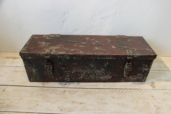 Vintage Munition Boxen