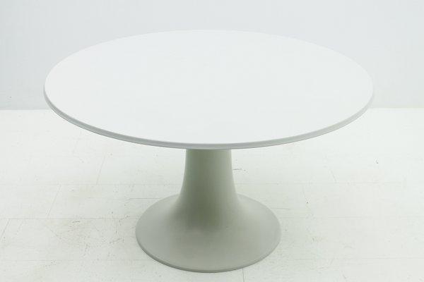 German Fiberglass Dining Table By Otto Zapf For Mengeringhausen, 1967 1