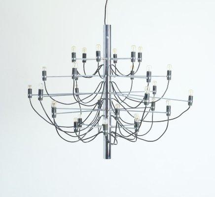 Chandelier 209730 by Gino Sarfatti for Arteluce