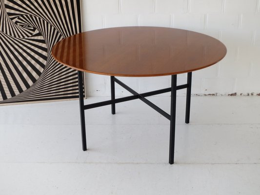 ca85bf172cc9 Vintage Belgian Teak Dining Table by Florence Knoll for sale at Pamono