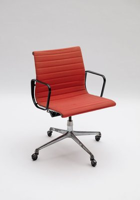 EA117 Office Armchair By Charles U0026 Ray Eames For Herman Miller 1