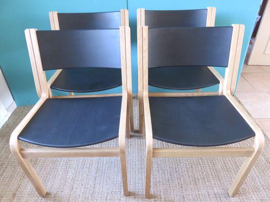 Set Sorensen Dänische Eiche Für Stühle Aus Botium19704er Von Thygensenamp; shxrdCtQ