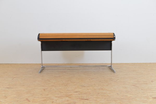 Mid Century Action Office Desk By George Nelson For Herman Miller 1