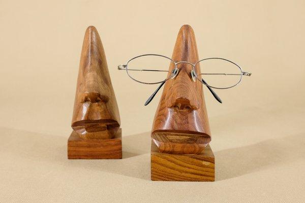Supporti per occhiali in legno anni set di in vendita su