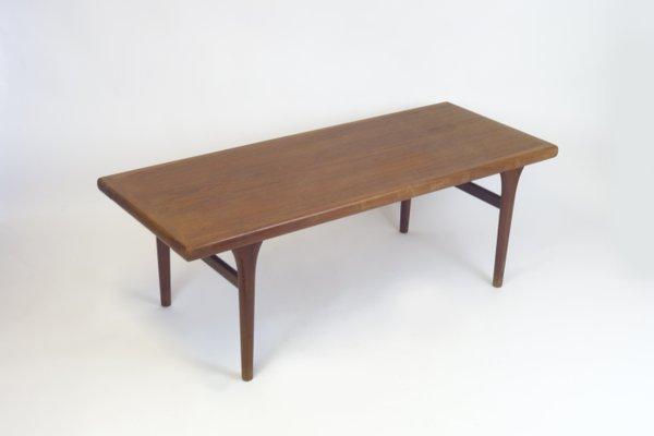 Danish Teak Side Table.Mid Century Danish Teak Side Table By Johannes Andersen For Pbs
