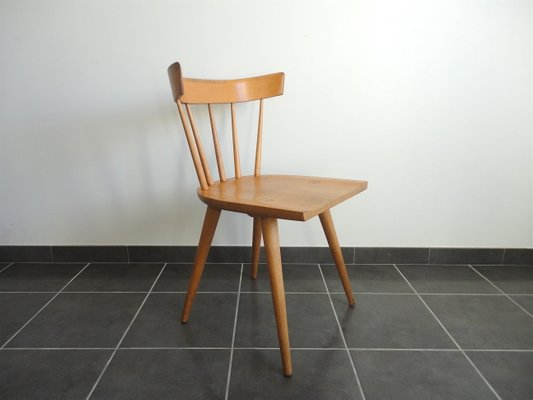 Exceptionnel Spindle Back Chair By Paul McCobb For Winchendon, 1950s