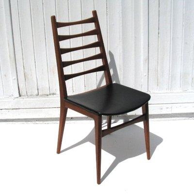 Skandinavischer Stuhl skandinavischer stuhl aus skai & holz bei pamono kaufen