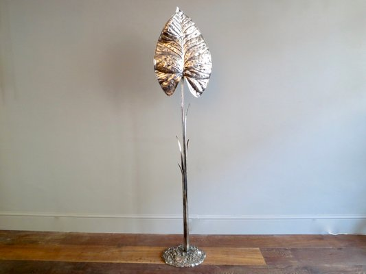 Palm Floor Lamp From Valenti For, Palm Floor Lamp Silver