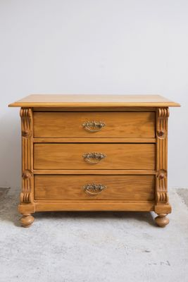 Small Antique Commode With Drawers 1880s For Sale At Pamono