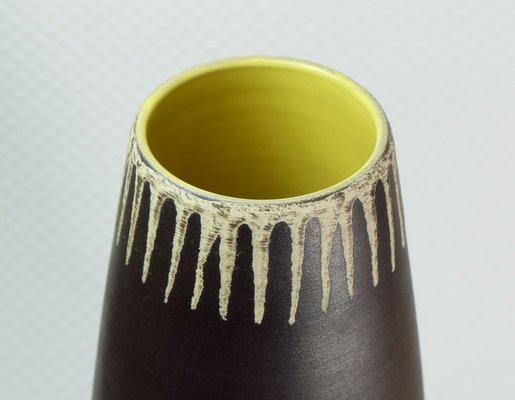 Mid Century Modern Vase From Dmler Breiden For Sale At Pamono