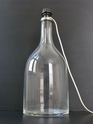 Lampade vintage in vetro di Ingo Maurer per Design M, anni \'60, set ...