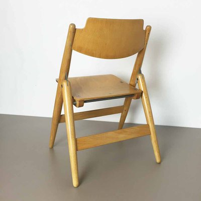 SE18 Children's Chair by Egon Eiermann for Wilde and Spieth