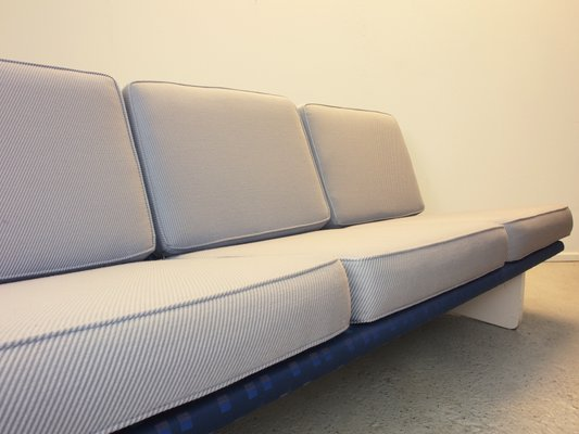 Artifort Design Bank.Model 671 Three Seater Sofa By Kho Liang Le For Artifort 1968 For