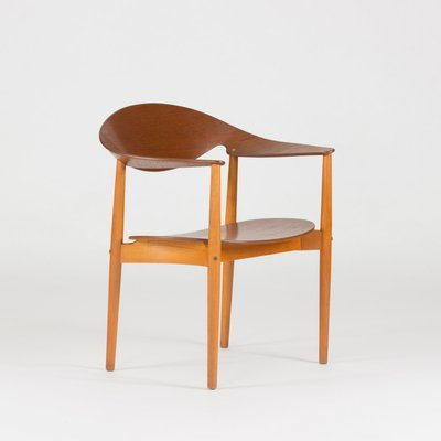 Metropolitan Chair By Ejner Larsen Aksel Bender Madsen For Fritz