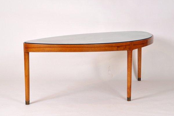 Mid Century Danish Walnut Coffee Table 2