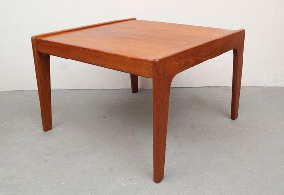 Mid Century Danish Teak Coffee Table 1960s 1