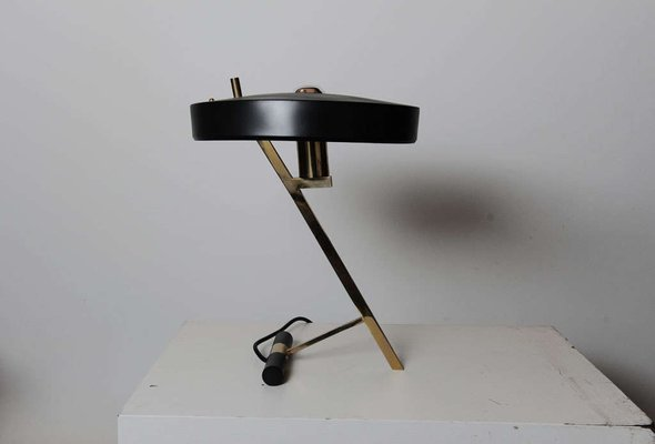 Louis Kalff Lamp.Mid Century Table Or Desk Lamp By Louis Kalff For Philips
