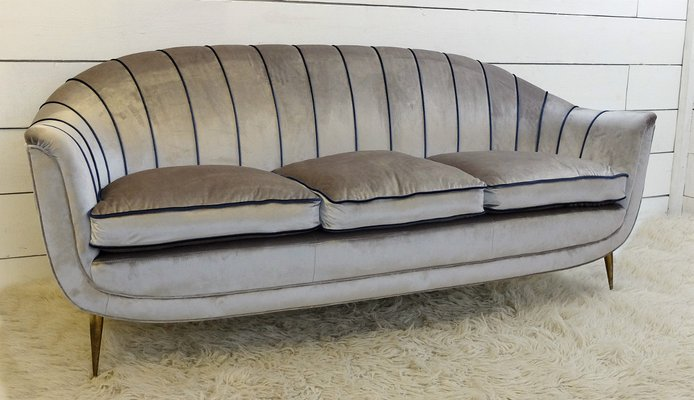 Vintage Italian Sofa 1950s For At