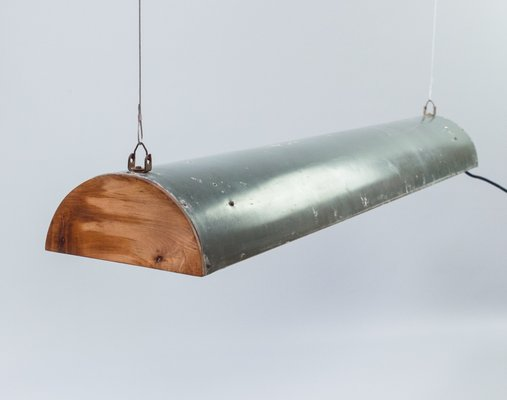 Vintage Fluorescent Lighting Fixture by Paul Mrosek for sale at Pamono